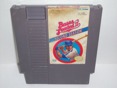 Bases Loaded 2: Second Season - NES Game